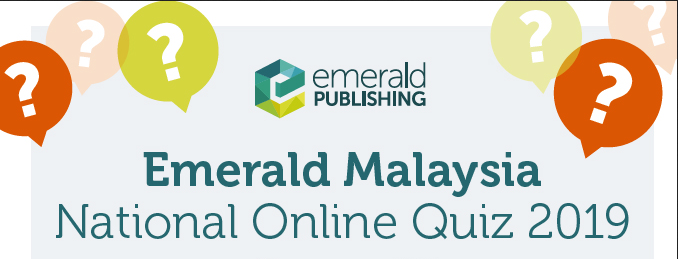 Emerald Malaysia National Online Quiz 2019
