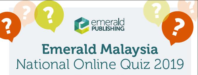 Emerald Malaysia National Online Quiz 2019